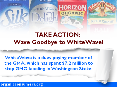 Boycott White Wave - Silk - Horizon - Land o Lakes