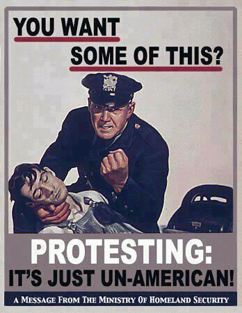 Police Brutality in Response to Protesting