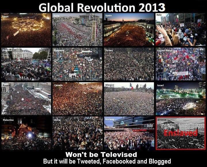 Global Revolution 2013