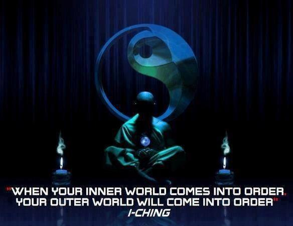 Inner World Outer World Order