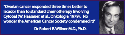 Iscador 3 Times More Effective Than Chemo - American Cancer Society Condemned It