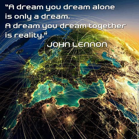 Lennon - A Dream We Dream Together is Reality