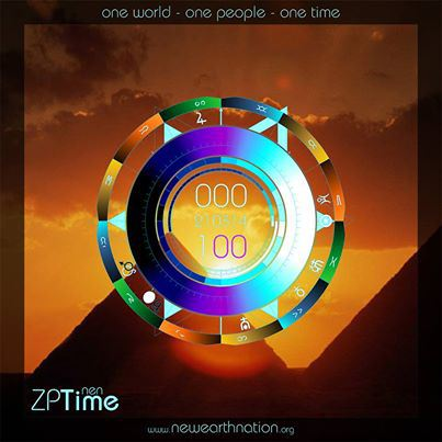 Zero Point Time Dynamic Clock - image