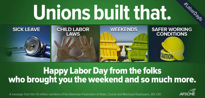Unions - Sick Leave - Child Labor Laws - Weekends - etc