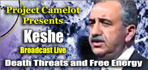 Project Camelot Interviews M.T. Keshe - Death Threats and Free Energy