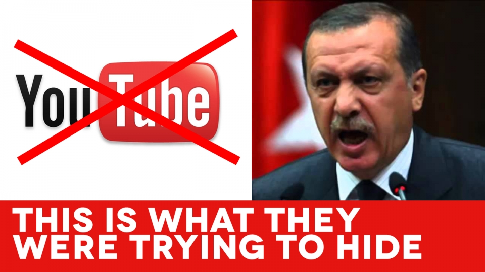 Why Turkey Blocked YouTube ~ Leaked Audio and English Transcript
