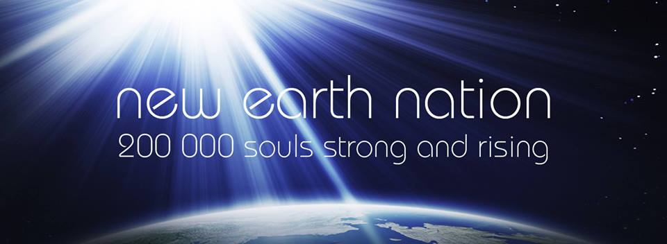 New Earth Nation - 200000 Souls Strong and Rising